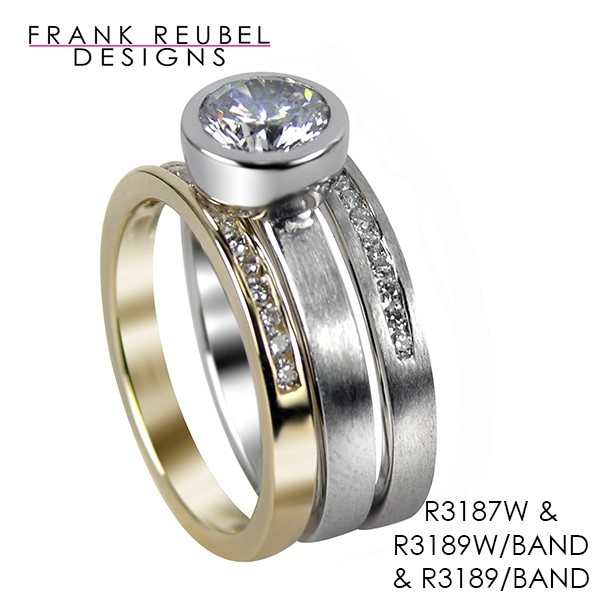 Wedding Band by Frank Reubel