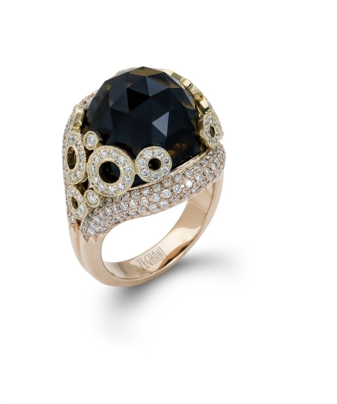 Fashion Ring by Zeghani