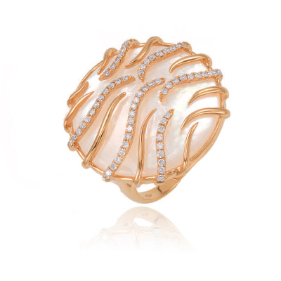 Fashion Ring by Frederic Sage