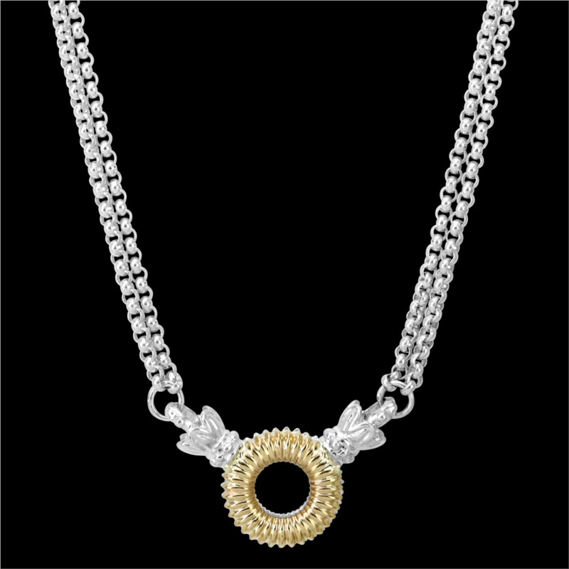 Sterling Silver Necklaces by Vahan